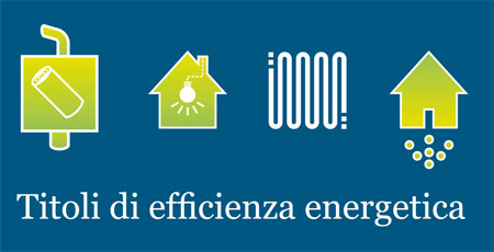 Titoli efficienza energetica