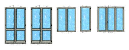 - Sostituzione vetri finestre ...