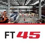 Sistema a battente F45